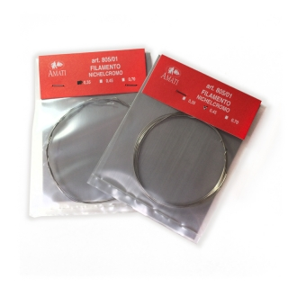Reserve hetedraad Styropor snijapparaat 0.35 mm