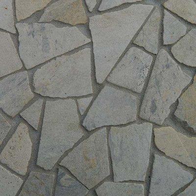 Fantasiebestrating, kleur Marl Stone