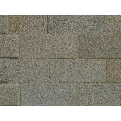 Dressed Stone 48*20 mm, kleur grijze steen
