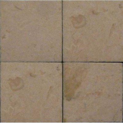 Echt marmeren tegels, 25*25*2 mm, kleur roomkleurig/marmer