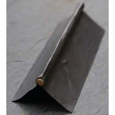 Gerold daknoklood, vlak, 7.6 cm lang