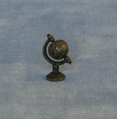 Antieke Messing Globe