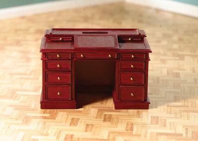 Bureau in Dickens stijl