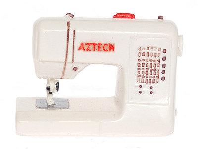 Moderne naaimachine