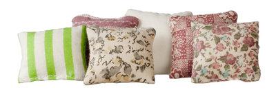 assortiment kussens voor op de bank of op bed