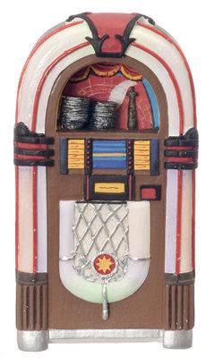 Vijftiger jaren juke-box