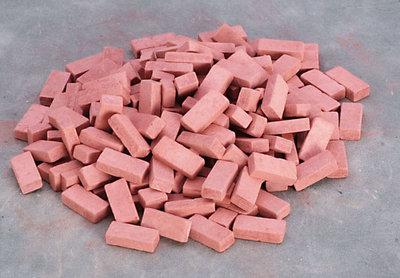 Rode baksteentjes