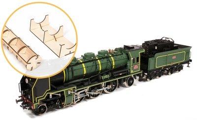 Pacific 231 stoomloc voor spoor1, deelpakket 1