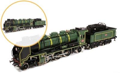 Pacific 231 stoomloc voor spoor1, deelpakket 5