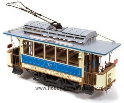 Bouwbeschrijving Stuttgart tram