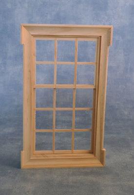 Grosvenor rechthoekig raamkozijn, 195*110 mm
