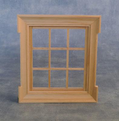 Grosvenor vierkant raamkozijn, 125*110 mm