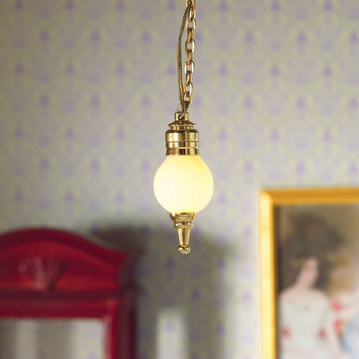 Hanglamp, bol