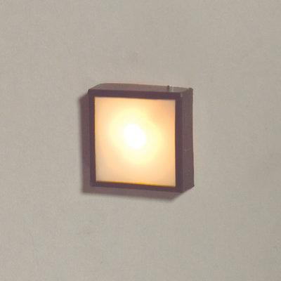 Wandlamp, modern vierkant