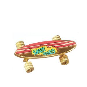 Skatebord; miniatures world; Poppenhuis 1:12; 1op12; miniaturen poppenhuizen; poppenhuizen; hobby en modelbouw; poppenhuis mini