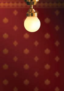 Plafondlamp; verlichting; schaal 1op12; 1:12;poppenhuis verlichting aanleggen; poppenhuis verlichting aanleggen; poppenhuis lam