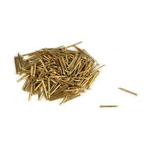 AMATI; messing nageltjes; messing spijkertjes; kleine ijzerwaren; webwinkel ijzerwaren;  modelbouw; miniaturen; kleine spijkert