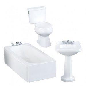 badkamerset; badkamer; Poppenhuis inrichting; inrichting poppenhuis; poppenhuis meubels 1:12; schaal 1 op 12: 1op12; meubels po