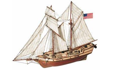 modelbouw schepen; OcCre; Occre modelbouw; modelbouw;  hobby en modelbouw; Verfpakket voor de Albatros