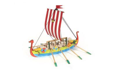 OcCre Junior; modelbouw schepen voor beginners;  modelbouw schepen;  modelbouw boten hout;  modelbouw historische schepen;  mod