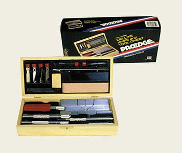 modelbouw; gereedschappen; gereedschapssets; Proedge 30860; 30860; Miniaturistenset