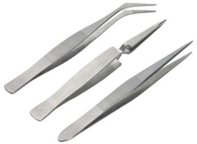 kwaliteitspincetten; pincet; pincetten; geisoleerde pincet; amati; 7371; hobby gereedschap; hobbygereedschap; modelbouw gereeds