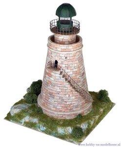 Aedes Ars; AE1250; La Herradura lighthouse; miniatuur diarama; modelbouw diarama;  miniatuur burchten; modelbouw burchten; echt