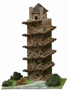 Aedes Ars; AE1252; Hercules lighthouse; miniatuur diarama; modelbouw diarama;  miniatuur burchten; modelbouw burchten; echte st