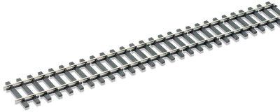 Flexibele rail Code 124 met bullhead, type SL700BH