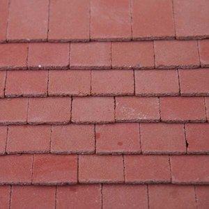 Daktegels, Victorian Red