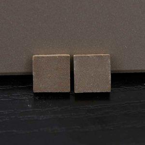 Victoriaanse tegels 8.5*8.5*2 mm, kleur: grijs