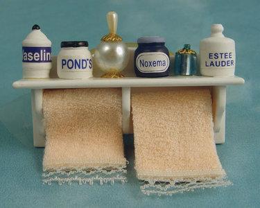 Handdoekenrekje