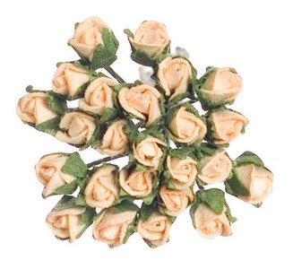 Bos rozen in de knop (24st.)