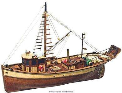 Palamós; OC12000;  modelbouw schepen; OcCre; Occre modelbouw; modelbouw; nederlandse bouwbeschrijving
