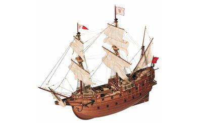 modelbouw schepen; OcCre; Occre modelbouw; modelbouw; nederlandse bouwbeschrijving