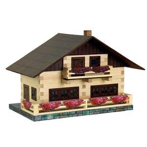 Walachia; houten modelbouw