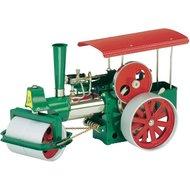 wilesco stoommachins; scheepsstoommachine; stoomketels; stoomorgel; stoomtractor; stoomwals; wilesco; stommachine bouwpakket; s