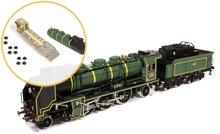 54003; Pacific Stoomlocomotief; modelbouw stoomlocomotief, occre modeltreinen,spoor G,spoor LGB,Spoor 1,schaal 1 op 32,schaal 1